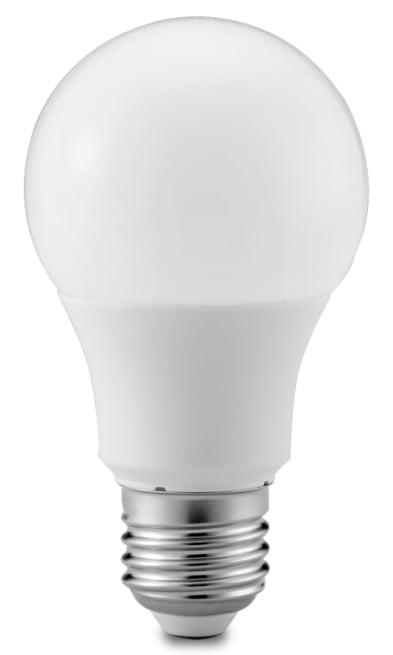 LAMPADA LED BULBO 7W BIVOLT E-27 6500K - BRANCO FRIO