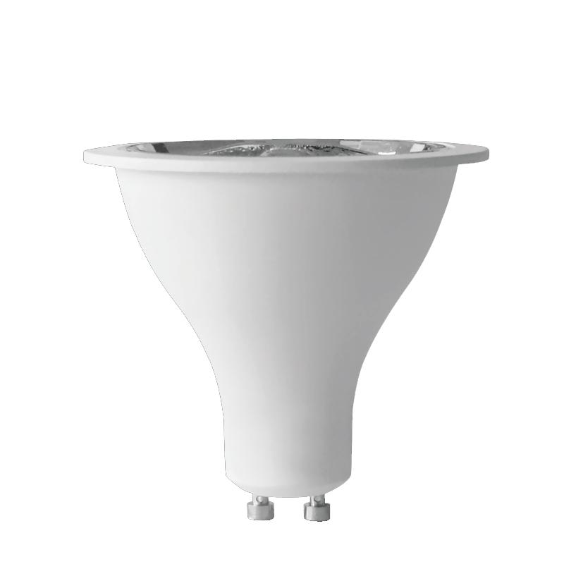 LAMPADA AR70 GU10 LED SMD 4,8W 2700K 24 GRAUS BIVOLT