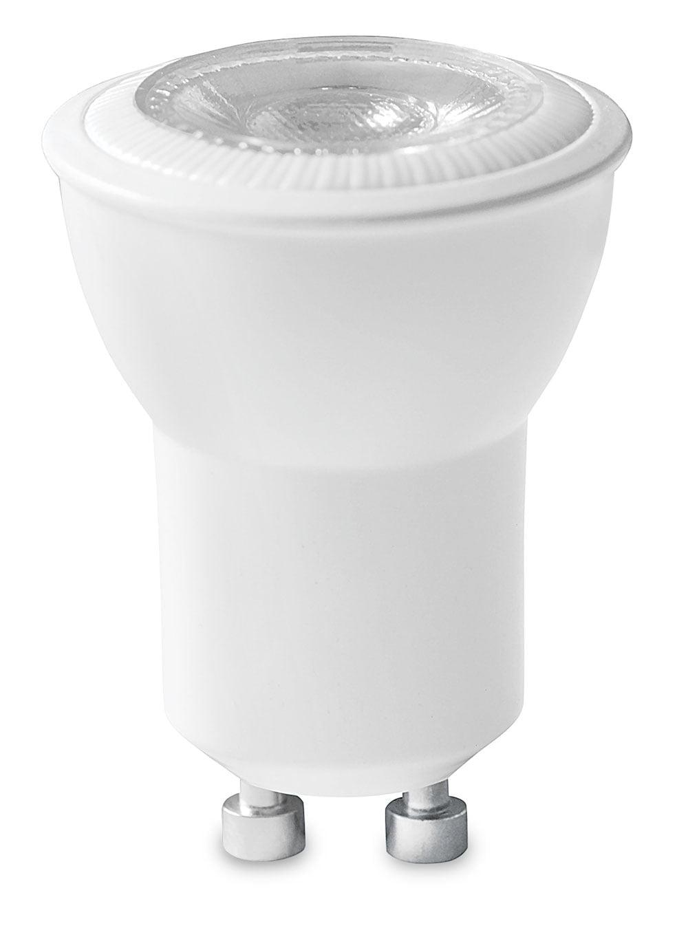 LAMPADA MINI DICROICA LED 4W 2700K DIMERIZAVEL MR11 GU10 CERTIFICADA INMETRO